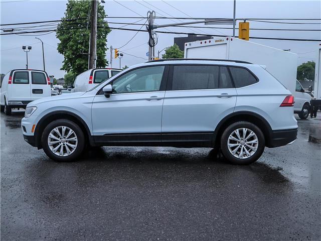 2019 Volkswagen Tiguan Trendline (Stk: 7R8RV5) in Ottawa - Image 8 of 26