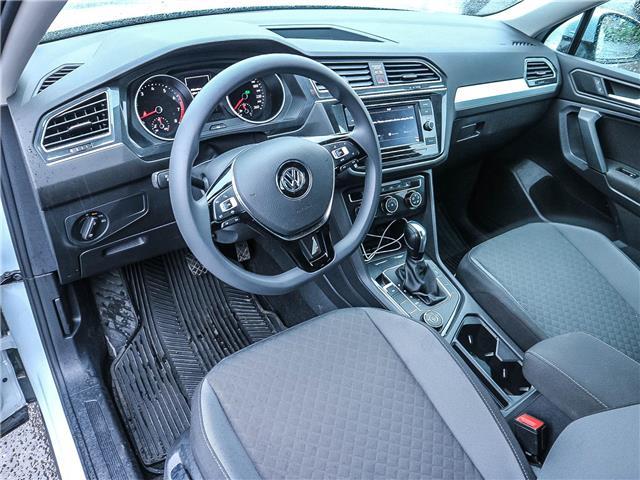 2019 Volkswagen Tiguan Trendline (Stk: 7R8RV5) in Ottawa - Image 11 of 26