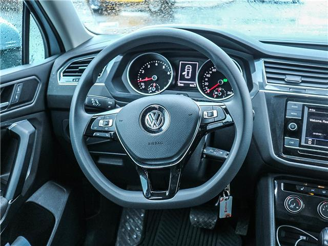 2019 Volkswagen Tiguan Trendline (Stk: 7R8RV5) in Ottawa - Image 12 of 26