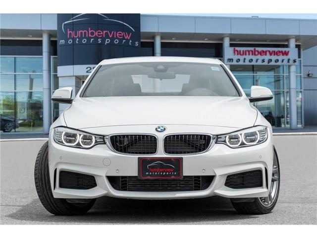 2014 BMW 435i xDrive (Stk: 19MSC514) in Mississauga - Image 2 of 22