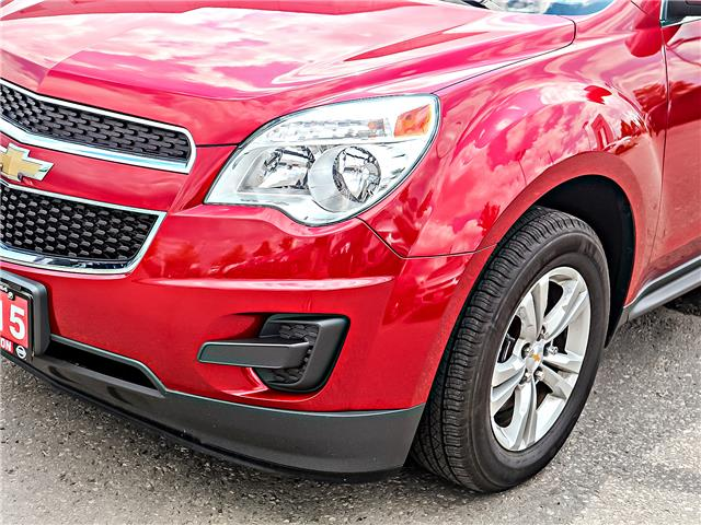 2015 Chevrolet Equinox 1LT (Stk: KN751712A) in Bowmanville - Image 10 of 25