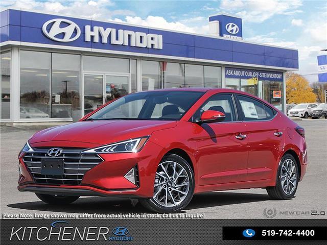 2020 Hyundai Elantra Luxury (Stk: 59082) in Kitchener - Image 1 of 23