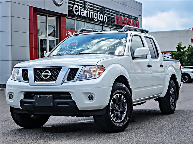 2019 Nissan Frontier PRO-4X (Stk: KN724277) in Bowmanville - Image 1 of 28