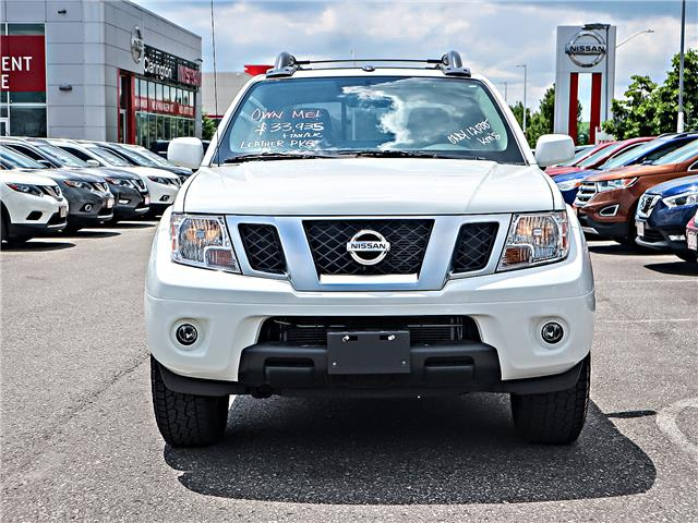 2019 Nissan Frontier PRO-4X (Stk: KN724277) in Bowmanville - Image 2 of 28