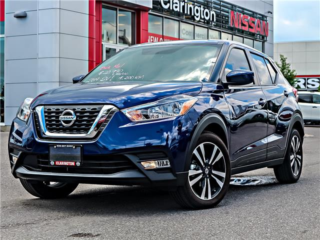 2019 Nissan Kicks SV (Stk: KL508643) in Bowmanville - Image 1 of 26