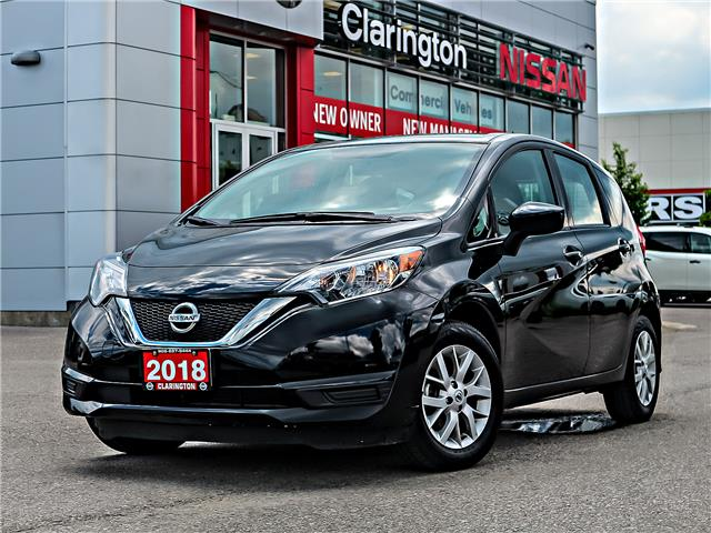 2018 Nissan Versa Note 1.6 SV (Stk: JL363155) in Bowmanville - Image 1 of 25