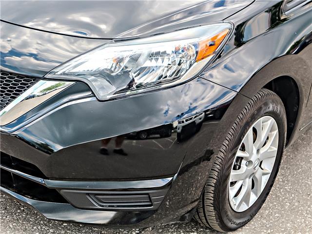 2018 Nissan Versa Note 1.6 SV (Stk: JL363155) in Bowmanville - Image 10 of 25