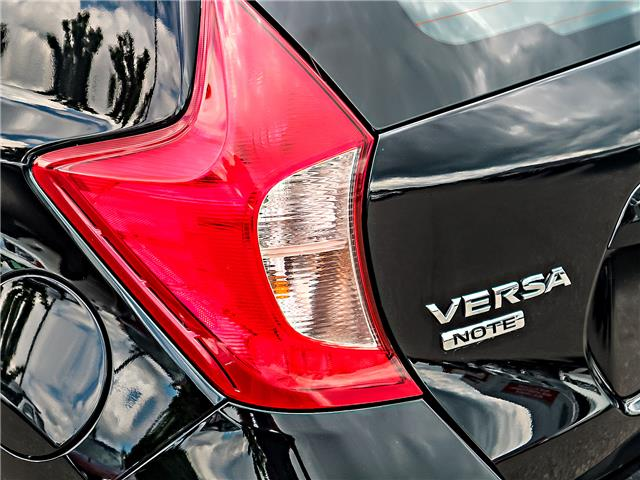 2018 Nissan Versa Note 1.6 SV (Stk: JL363155) in Bowmanville - Image 13 of 25