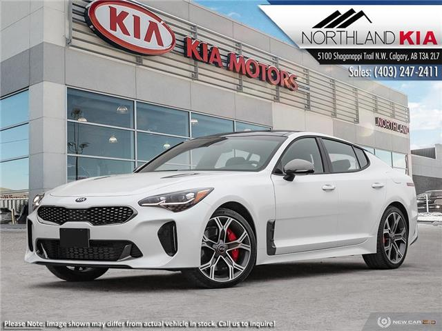 2019 Kia Stinger GT Limited (Stk: 9ST5935) in Calgary - Image 1 of 23