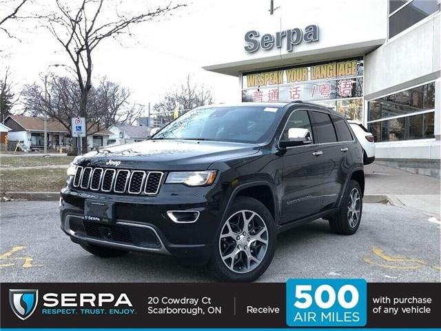 2019 Jeep Grand Cherokee Limited (Stk: 194058) in Toronto - Image 1 of 20