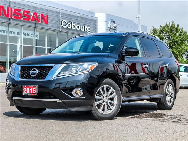 2015 Nissan Pathfinder SV (Stk: CFC666565L) in Cobourg - Image 1 of 32