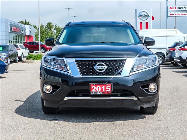 2015 Nissan Pathfinder SV (Stk: CFC666565L) in Cobourg - Image 2 of 32