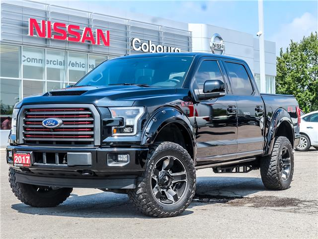 2017 Ford F-150 Lariat (Stk: CLM840003A) in Cobourg - Image 1 of 32