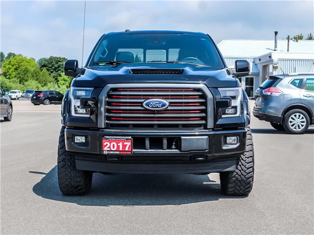 2017 Ford F-150 Lariat (Stk: CLM840003A) in Cobourg - Image 2 of 32