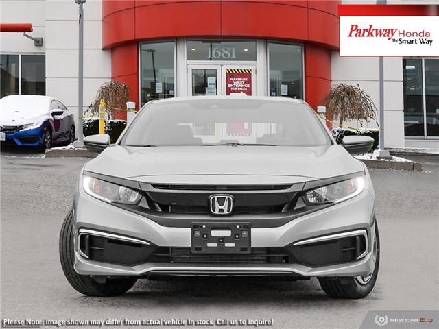 2019 Honda Civic LX (Stk: 929513) in North York - Image 2 of 23