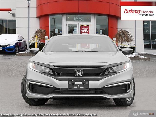 2019 Honda Civic LX (Stk: 929516) in North York - Image 2 of 23