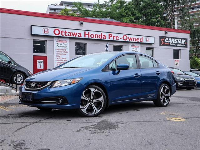 2015 Honda Civic Si (Stk: 32090-1) in Ottawa - Image 1 of 27