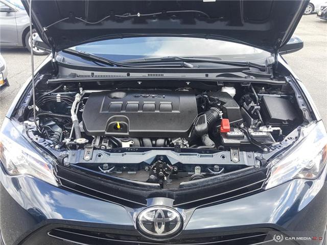 2017 Toyota Corolla CE (Stk: G0208) in Abbotsford - Image 10 of 25