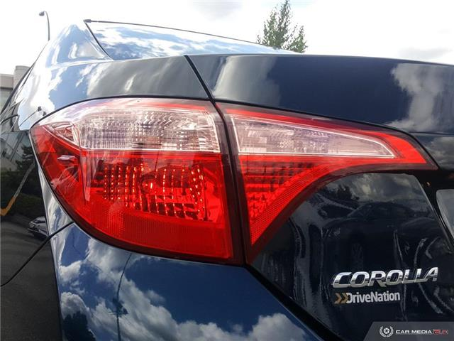 2017 Toyota Corolla CE (Stk: G0208) in Abbotsford - Image 11 of 25