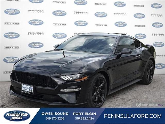 2019 Ford Mustang  (Stk: 19MU14) in Owen Sound - Image 1 of 25
