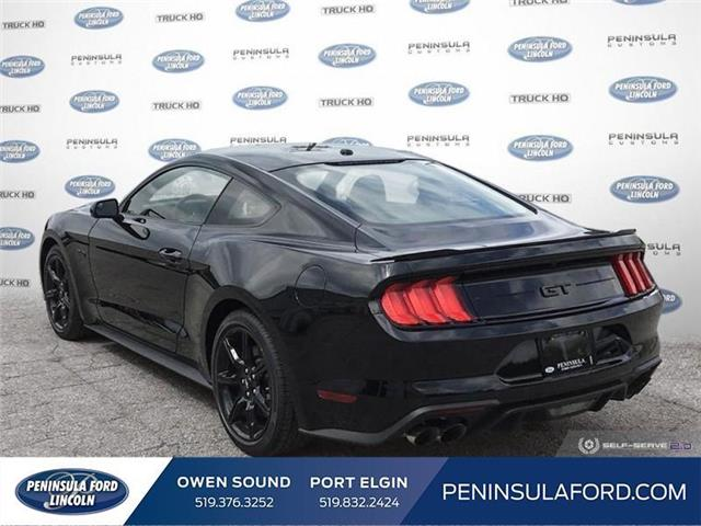 2019 Ford Mustang  (Stk: 19MU14) in Owen Sound - Image 4 of 25