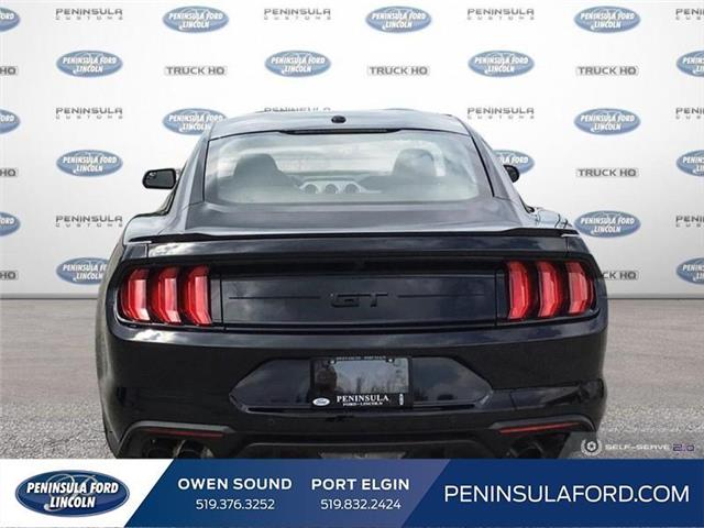 2019 Ford Mustang  (Stk: 19MU14) in Owen Sound - Image 5 of 25