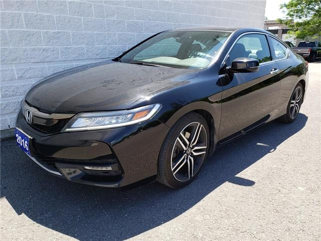 2016 Honda Accord Touring (Stk: HA107A) in Kingston - Image 2 of 28