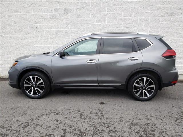 2017 Nissan Rogue  (Stk: 19534A) in Kingston - Image 1 of 30