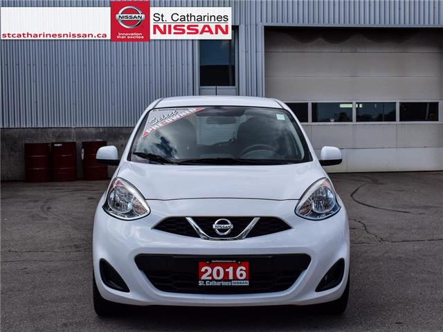 2016 Nissan Micra SV (Stk: P2249A) in St. Catharines - Image 2 of 20