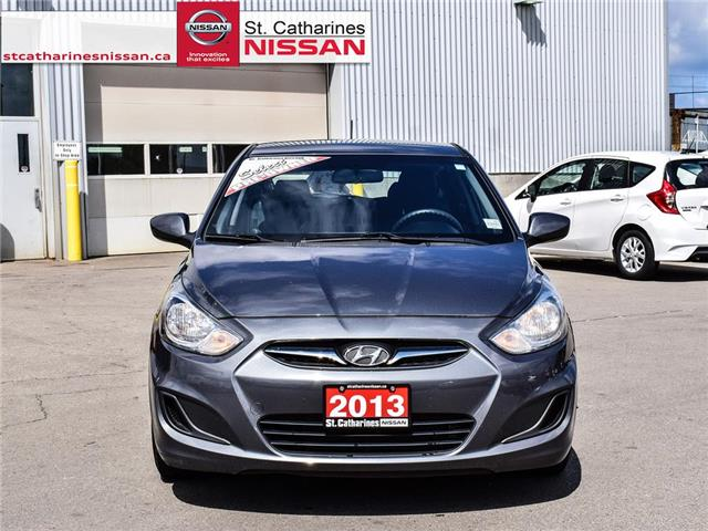 2013 Hyundai Accent  (Stk: QA19055B) in St. Catharines - Image 2 of 20