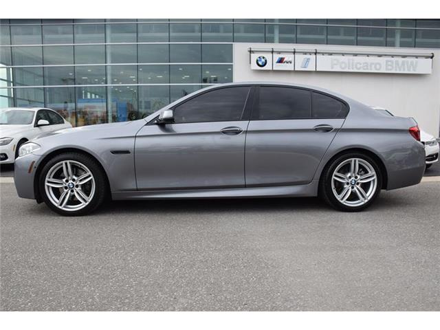 2016 BMW 535i xDrive (Stk: 9K81073A) in Brampton - Image 2 of 19