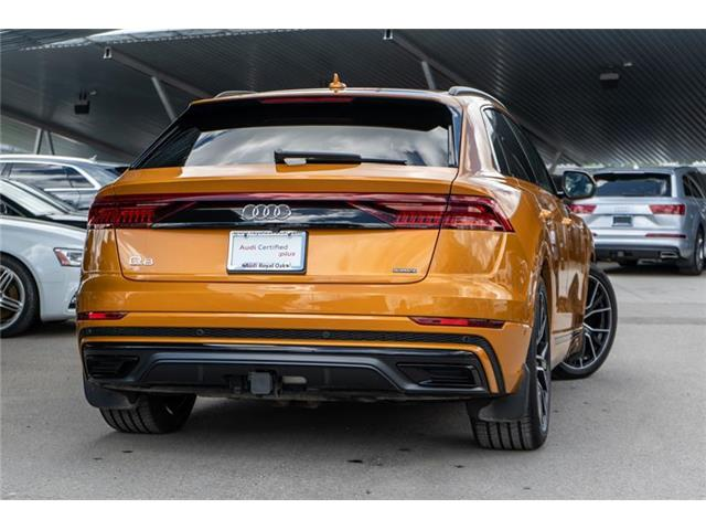 2019 Audi Q8 55 Technik (Stk: N5004) in Calgary - Image 5 of 22