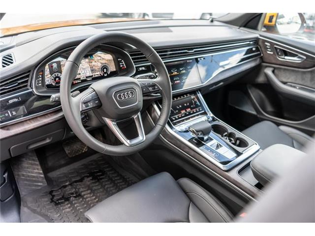 2019 Audi Q8 55 Technik (Stk: N5004) in Calgary - Image 10 of 22
