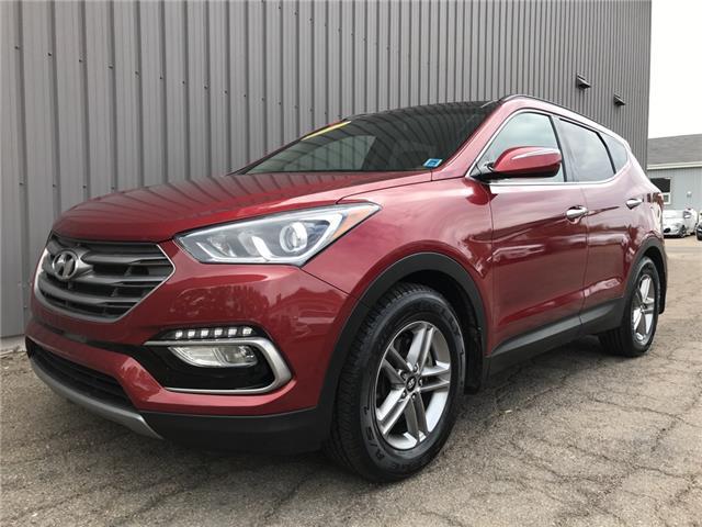 2017 Hyundai Santa Fe Sport 2.4 Luxury (Stk: SUB1939A) in Charlottetown - Image 1 of 23