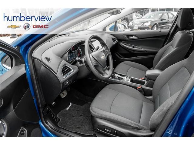 2017 Chevrolet Cruze LT Auto (Stk: C4395) in Toronto - Image 10 of 20