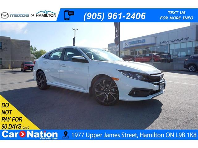 2019 Honda Civic Sport (Stk: HU800B) in Hamilton - Image 1 of 39