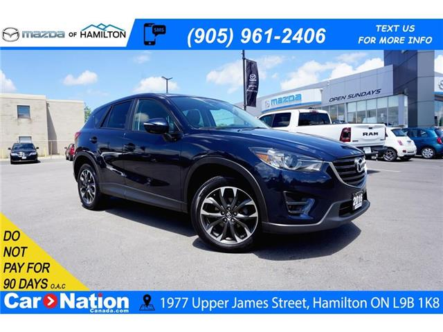 2016 Mazda CX-5 GT (Stk: HU822) in Hamilton - Image 1 of 38