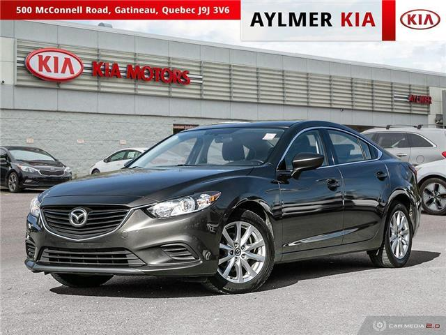2016 Mazda MAZDA6 GS (Stk: P1143) in Gatineau - Image 1 of 27