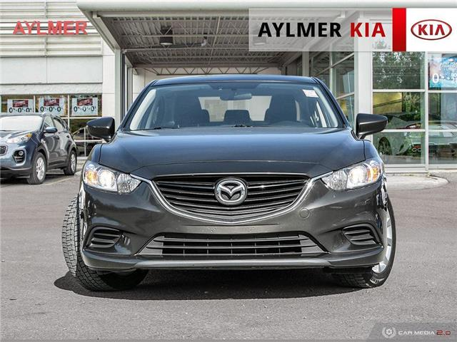 2016 Mazda MAZDA6 GS (Stk: P1143) in Gatineau - Image 2 of 27