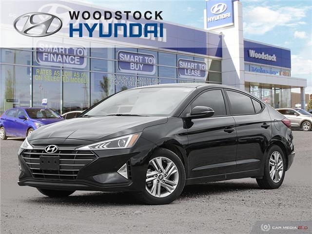 2019 Hyundai Elantra Preferred (Stk: HD19030) in Woodstock - Image 1 of 27