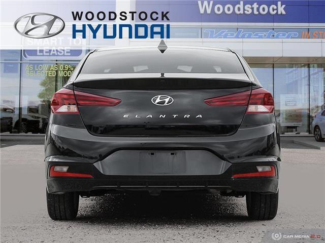 2019 Hyundai Elantra Preferred (Stk: HD19030) in Woodstock - Image 5 of 27