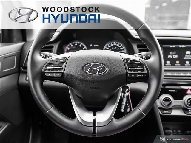 2019 Hyundai Elantra Preferred (Stk: HD19030) in Woodstock - Image 7 of 27