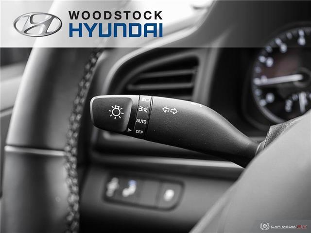 2019 Hyundai Elantra Preferred (Stk: HD19030) in Woodstock - Image 9 of 27