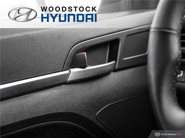 2019 Hyundai Elantra Preferred (Stk: HD19030) in Woodstock - Image 10 of 27