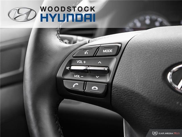 2019 Hyundai Elantra Preferred (Stk: HD19030) in Woodstock - Image 11 of 27