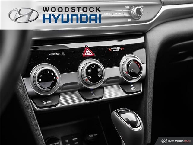 2019 Hyundai Elantra Preferred (Stk: HD19030) in Woodstock - Image 13 of 27