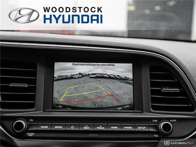 2019 Hyundai Elantra Preferred (Stk: HD19030) in Woodstock - Image 14 of 27