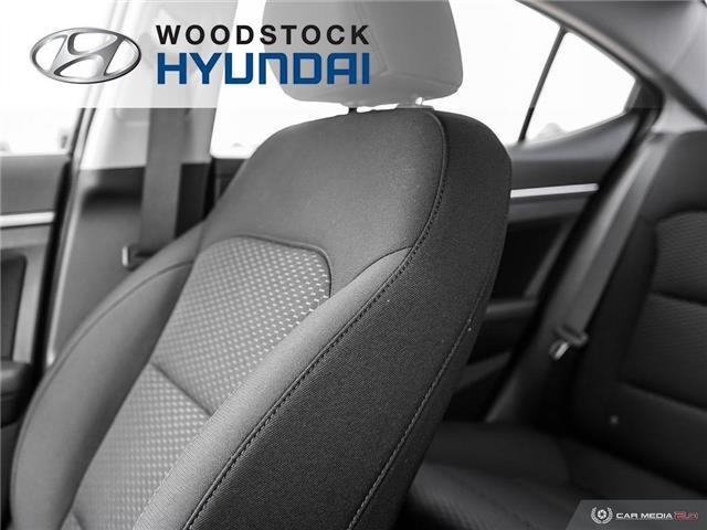 2019 Hyundai Elantra Preferred (Stk: HD19030) in Woodstock - Image 16 of 27