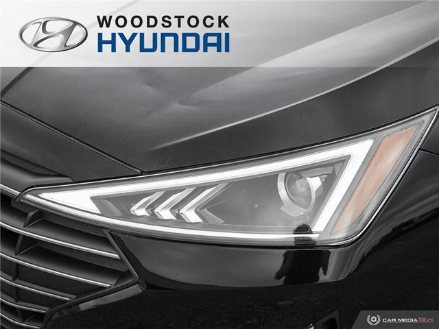 2019 Hyundai Elantra Preferred (Stk: HD19030) in Woodstock - Image 25 of 27