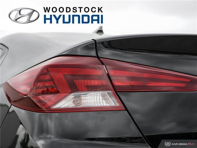 2019 Hyundai Elantra Preferred (Stk: HD19030) in Woodstock - Image 27 of 27
